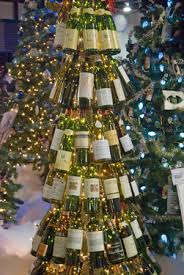 Best 28 Wine Bottle Christmas Tree Frame For Sale