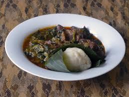 recette de cuisine beninoise gboma dessi akoume recette togolaise 196 flavors