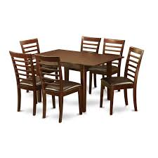 Mahogany Finish Rubberwood Dining Table With 6 Dining Chairs | EBay Shop Psca6cmah Mahogany Finish 4chair And Ding Bench 6piece Three Posts Remsen Extendable Set With 6 Chairs Reviews Fniture Pating By The Professionals Matthews Restoration Tustin Chair Room Store Antoinette In Cherry In 2019 Traditional Sets Covers Leather Designs Dark Superb 1960s Scdinavian Design Rose Finished Teak Transitional Upholstered Mahogany Ding Room Chairs Lancaster Table Seating Wooden School House Modern Oval Woptional Cleo Set Finish Home Stag Extending Table 4