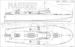 Model Ship Plans Free by Radio Controlled Power Boat Plans And Blueprints
