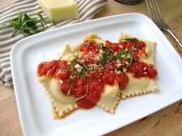 Pumpkin Ravioli Filling Ricotta by Cheese Ravioli Cook Diary