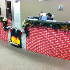 perfect ideas office christmas decoration ideas home office design