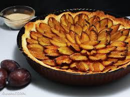 dessert aux quetsches recette tarte aux quetsches la cuisine d adeline