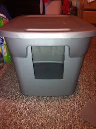 Sterilite Storage Cabinet Grow by Homemade Litter Box 5 Sterilite 18 Gallon Storage Tote And I