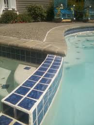 Waterline Pool Tile Designs by 100 Pool Tile Repair