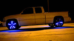 SPORTBIKELITES NEW LED LIGHT UP RIMS AND WHEELS FOR TRUCK AND CARS ... 2008 Chevy Silverado 2500hd 22 Inch Rims Truckin Magazine Truck By Black Rhino Raceline Suv Wheels 2015 Best Custom Chevrolet Hd Youtube Rbp 94r With Chrome Inserts Moto Metal Offroad Application Wheels For Lifted Truck Jeep 1957 Disorderly Conduct Photo Image Gallery Eagle Alloys Trucksuv American Wheel Shop Fuel Vector D579 Matte 1pc