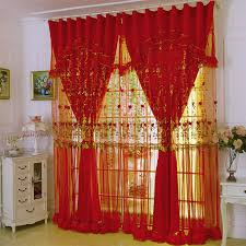 Gold And White Sheer Curtains by Luxury Interior Design With Oriental Style Red Sheer Curtain Pure