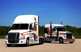 100 Cascadia Trucks Heres A Couple Of Show Trucks From MATS 2012 A Freightliner
