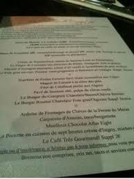 la cuisine de comptoir poitiers le menu photo de la cuisine de comptoir poitiers tripadvisor