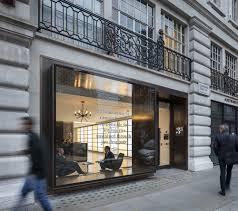 100 Glass House Project 33 House Street London McLaren Construction