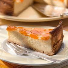 pudding mandarinen torte
