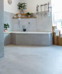 betonboden fugenlos maintisch