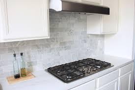 Herringbone Backsplash Tile Home Depot by Backsplash Marble Tile Zyouhoukan Net
