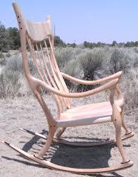 Build Rocking Chair Plans Maloof DIY PDF Garden Wood Bench ...