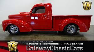 100 1941 Willys Truck Pickup Gateway Classic Cars Nashville796 YouTube