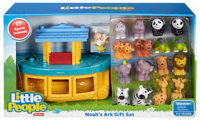 Fisher-Price Little People Noah's Ark Gift Set - Toys