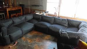 modular corner bean bag sofa centerfieldbar com