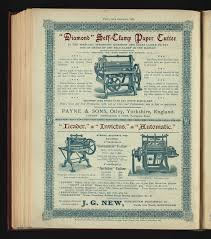 Page Break 1889 Typo A Monthly Newspaper And Literary Review Devoted To The Advancement Of Typographic Art Interests Printing