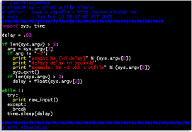 ANSIColors A Python Script And Module To Simply Use ANSI Colors In Terminal 271 Or Higher Is Required