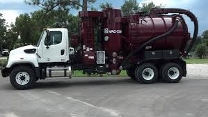 100 Vactor Trucks For Sale Industrial Vacuum VacCon