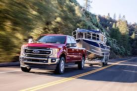 100 Motor Trend Truck Of The Year History 2020 Ford Super Duty Gets Updated Power Stroke And 73L Gas Engine