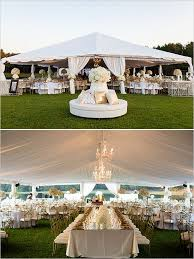 Planning An Outdoor Wedding Read These Ideas