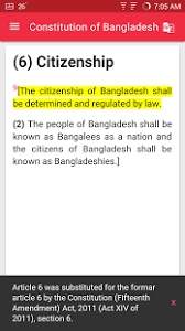 Constitution of Bangladesh Android Apps on Google Play