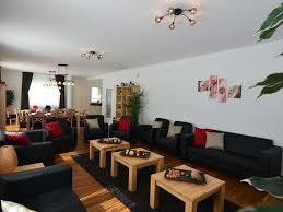 moderne villa in küstelberg mit liegewiese