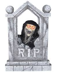 Funny Halloween Tombstones by 21