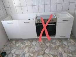 küchenschränke ohne arbeitsplatte ebay kleinanzeigen