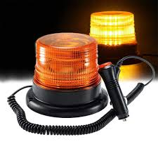 100 Strobe Light For Trucks Amazoncom Amber LED LED Emergency Vehicle Magnetic