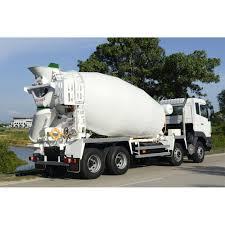 100 Concrete Truck Capacity Transit Mixer Gethi Engineering Sdn Bhd Malaysia