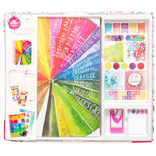 Shop For The Jane Davenport Planner Kit Color Wheel At Michaels