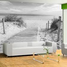 fototapete selbstklebend strand meer 294x210 cm tapete wandtapete wandbilder klebefolie dekofolie tapetenfolie wand dekoration wohnzimmer natur