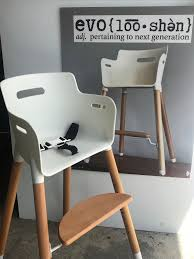 EVO Highchair - Kiwi Living