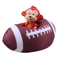 2019 New Design Baseball Shape Football Shape 18inch Baby Kids Storage Bean  Bags Plush Toys Beanbag Chair Bedroom Portable Clothes Storage Bag From ... Welcome To Beanbagmart Home Bean Bag Mart Biggest Chair In The World Minimalist Interior Design Us 249 30 Offfootball Inflatable Sofa Air Soccer Football Self Portable Outdoor Garden Living Room Fniture Cornerin Soccers Fun Comfortable Sit And Relaxing Awb Comfybean Shape Bags Size Xxl Filled With Beans Filler Ccc Black Orange Buy Lazy Dude Store In Dhaka Bangladesh How Do I Select The Size Of A Bean Bag Much Beans Are Shop Regal In House Velvet 7 Kg Online Faux Leather