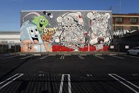 Famous Mural Artists Los Angeles by Los Angeles Freewalls Project La Times