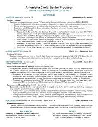 Resume — Antonietta