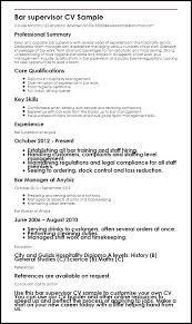 Supervisor Resume Examples 2012 Best Program Manager