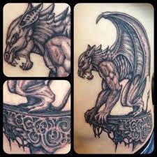 25 Beautiful Black Dragon Tattoo Ideas On Pinterest