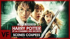regarder harry potter et la chambre des secrets harry potter et la chambre des secret vf scènes coupées