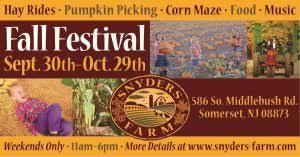 Pumpkin Picking Nj by Snyders Farm U2013 Family Farm With Roadside Stand Farm Store And U