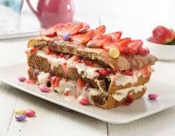 smarties torte mit nussboden rezept ichkoche at