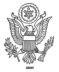 USA Printables Armed Forces Day Coloring Pages