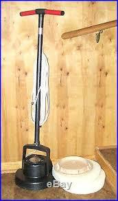 Oreck Floor Buffer Ebay by Oreck Xl Orbiter Heavy Duty Floor Machine Scrubber Buffer W Pads