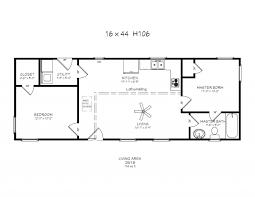 14x36 cabin plans windows full bath w d hookup loft w railing