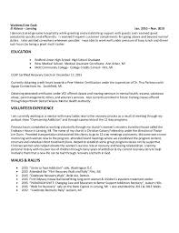 Recovery Coach Resume Examples
