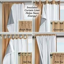 Grommet Insulated Curtain Liners by 50 Best Curtains U0026 Rugs Images On Pinterest Curtains Decorative