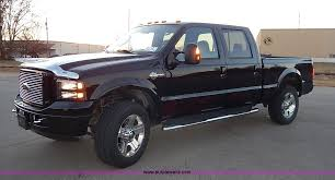 100 Ford Harley Davidson Truck For Sale 2005 F250 Super Duty Crew Cab Pickup Tr