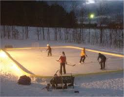 An Easier-Than-You-Think Guide To Building Backyard Ice Rinks ...